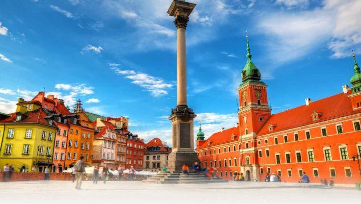 Chuyển phát nhanh đi Ba Lan giá rẻ