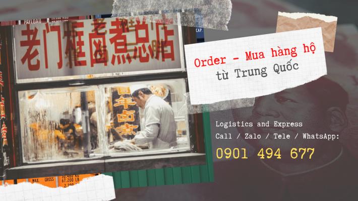Nhận order mua hàng hộ từ Trung Quốc về Cần Thơ chất lượng cao