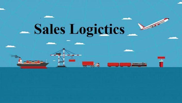 Sales Logistics de hay kho